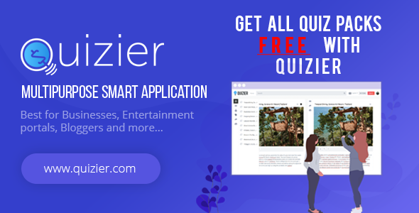 Get All Quizzes FREE with Quizier